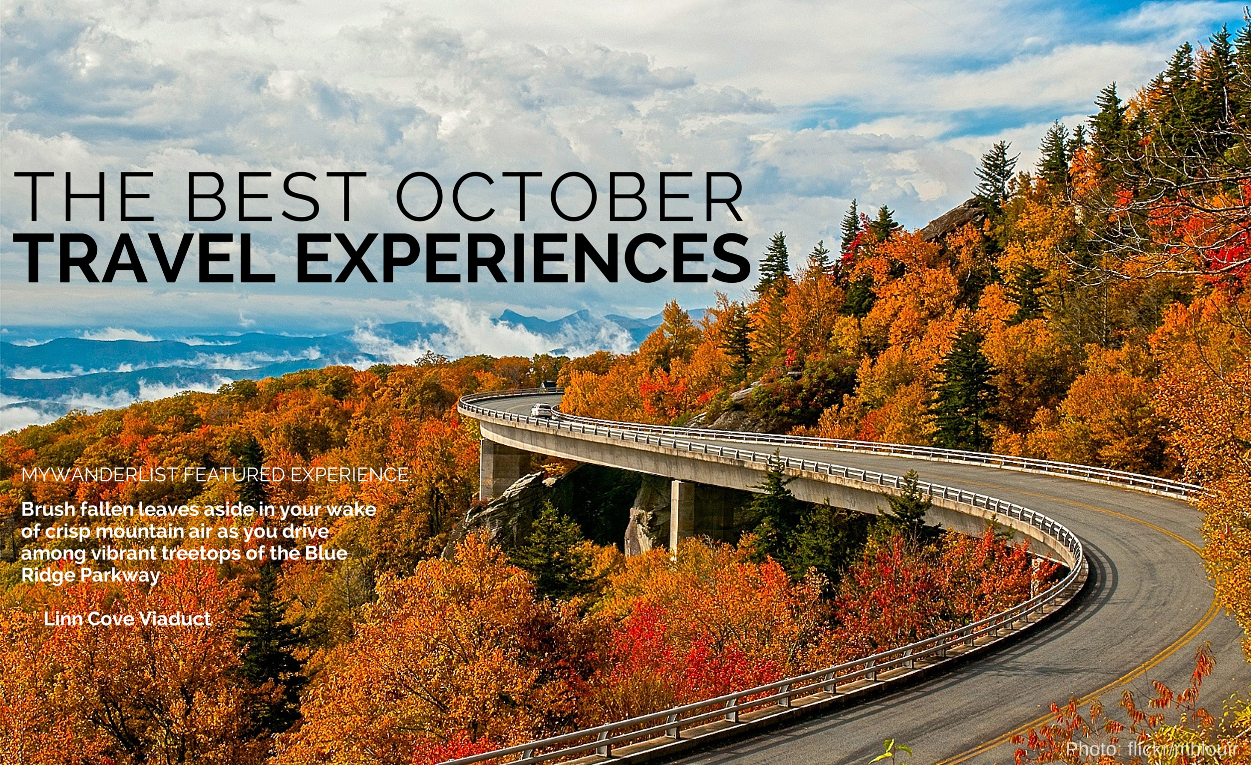 Where To Go In October The Best Travel Experiences
