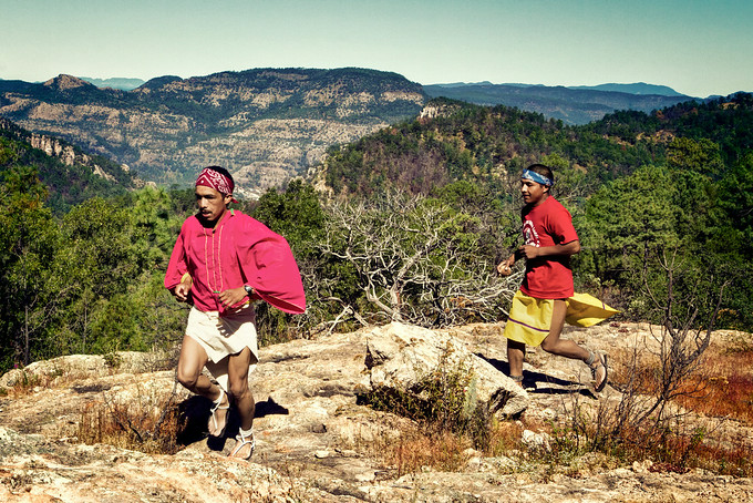 born to run tarahumara runners