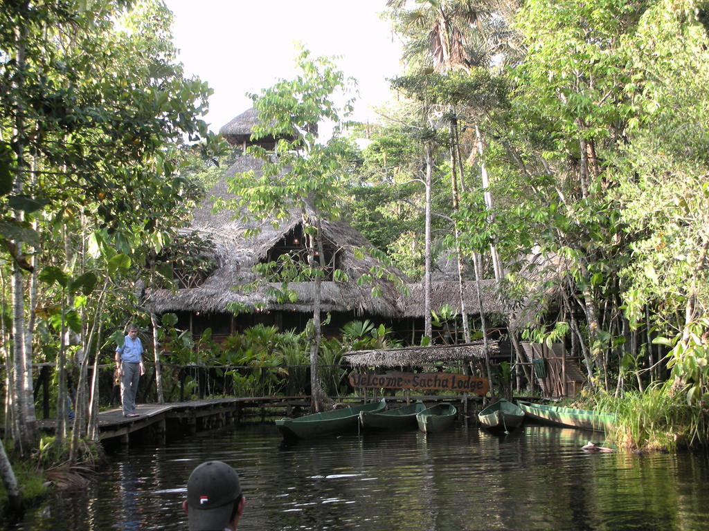Amazon River Lodge