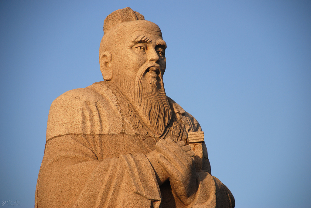 confucius festival china