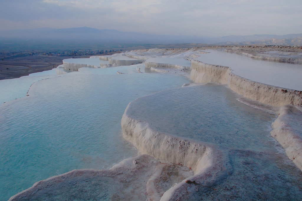 Cotton Castle, Pamukkale