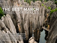 The Best March Travel Experiences 2015