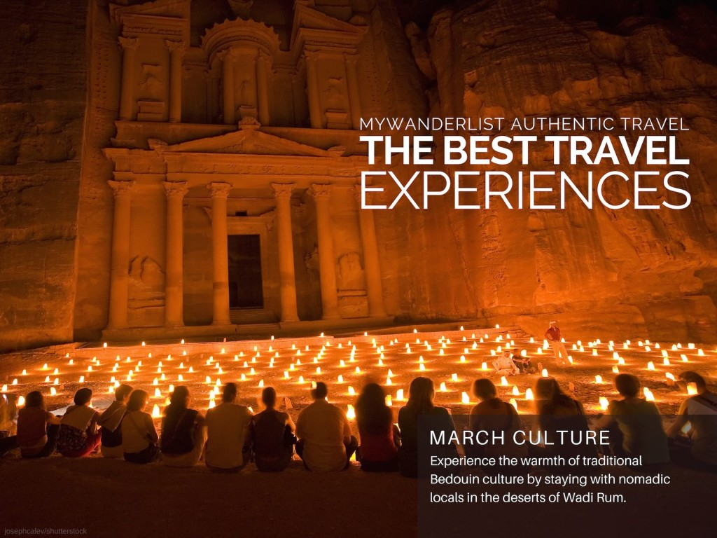 Petra Jordan Night Tours
