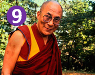 Extreme Bucket List: Have lunch with the Dalai Lama