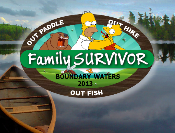 boundary waters minnesota family survivor
