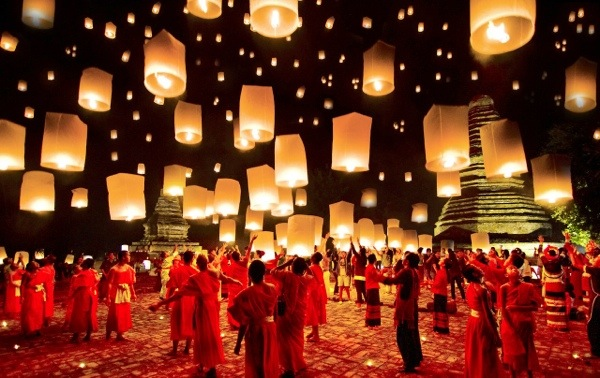The Lantern Festival: One of the most hypnotic festivals in Asia