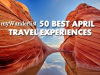 The Best April Travel Experiences