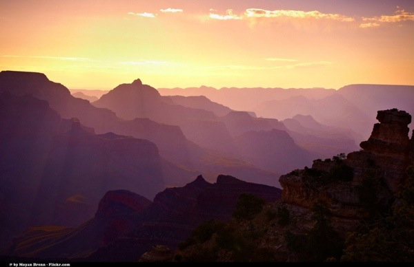 The iconic Grand Canyon is too big for words.