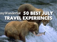 The Best July Travel Experiences