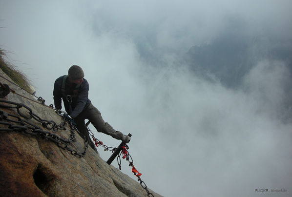 Hike Mount Huashan The World's Most Dangerous Trek