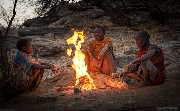 Live with Bushmen- The Hadzabe Tribe