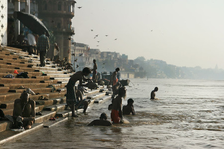 Ganges River Cleansing