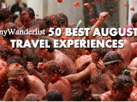 The Best August Travel Experiences